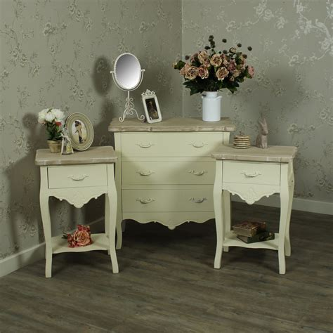 Chest Of Drawers And Bedside Table Set pair of bedside tables 5 drawer chest of drawers