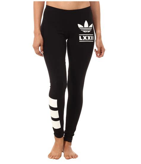 adidas legging adidas originals berlin logo leggings in black lyst
