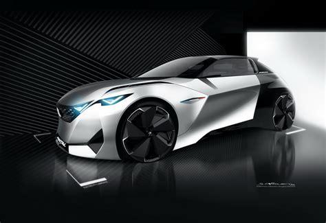 peugeot fractal peugeot fractal concept cars peugeot design lab