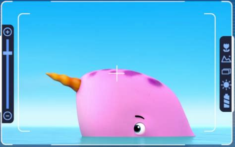 narwhal whale/appearances | paw patrol wiki | fandom
