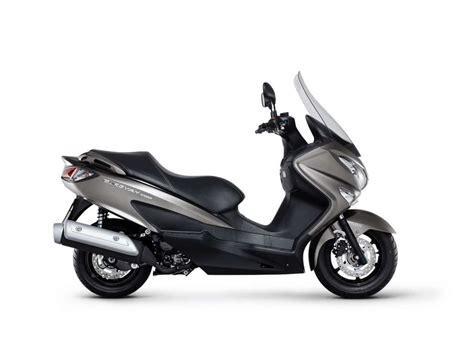 suzuki burgman  abs review total motorcycle