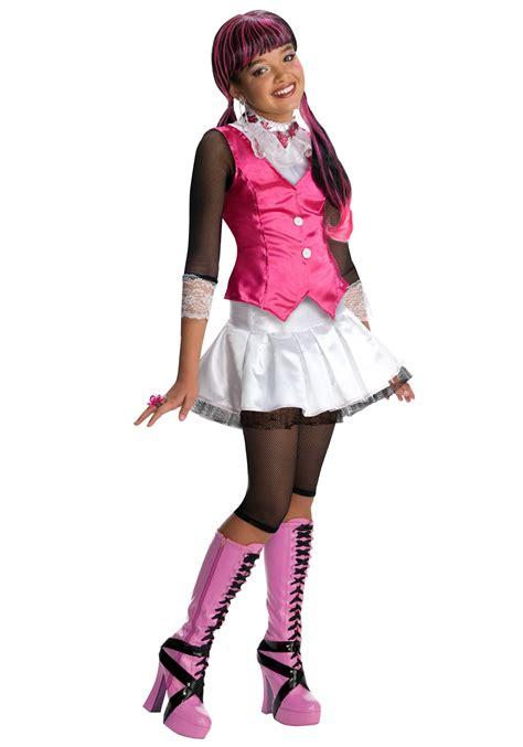 high costume draculaura costume