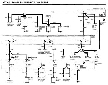 bmw l6 m6 electrical troubleshooting and wiring diagram 87