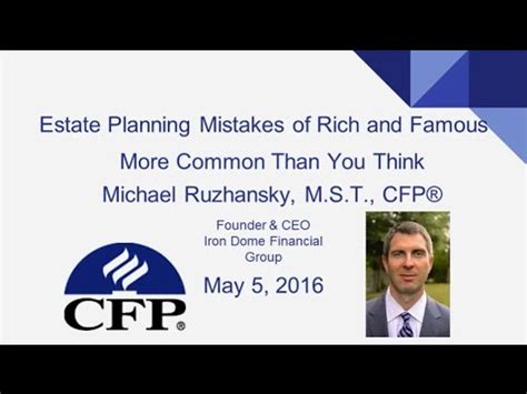 10 Most Common Estate Planning Mistakes And How To Avoid Them estate planning mistakes of rich and more common