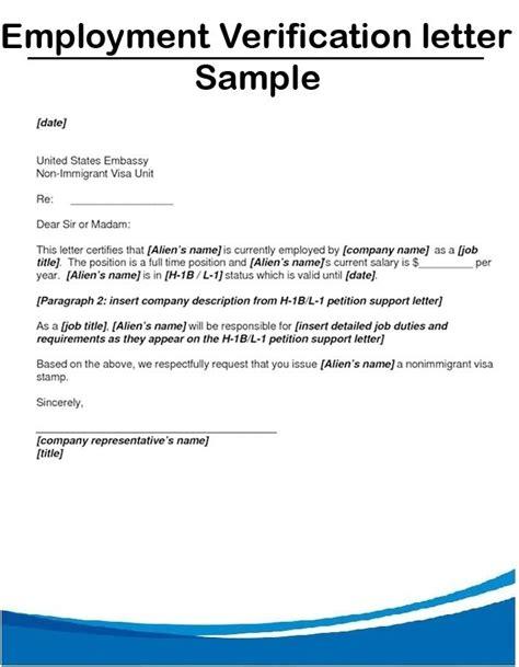 employment verification letter ipasphoto