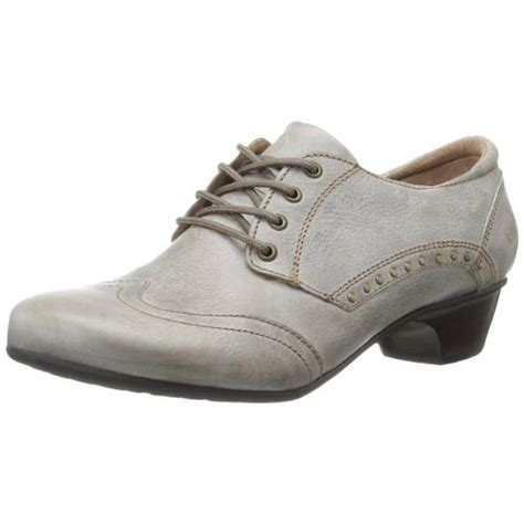 womens grey oxford shoes taos 7386 new womens macarena gray oxford heels shoes 7 5