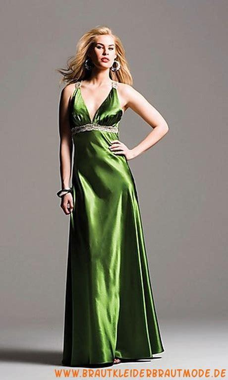 gruenes abendkleid lang