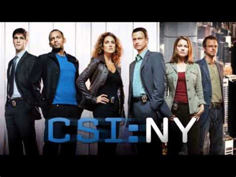 theme song csi new york csi ny theme song full version youtube