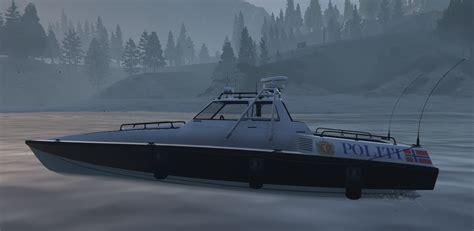 gta 5 police boat cheat norwegian police boat gta5 mods