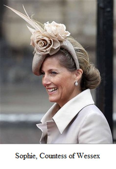 Wedding Hairstyles For Hats by And Fashion At The Royal Wedding Empire School
