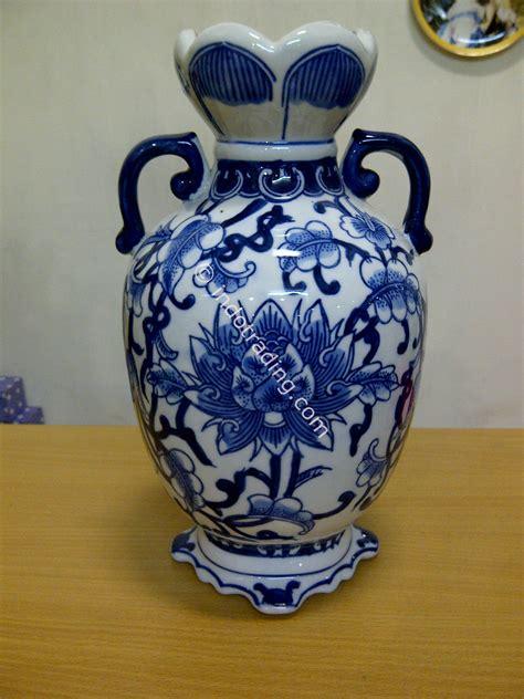 Balon Metalik 12 Inchi Murah jual vas 12 inchi mulut gelombang harga murah jakarta oleh warna keramik