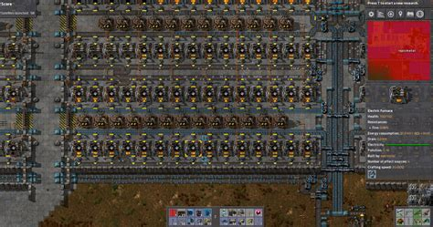 factorio layout guide steam community guide mid late game furnace layout