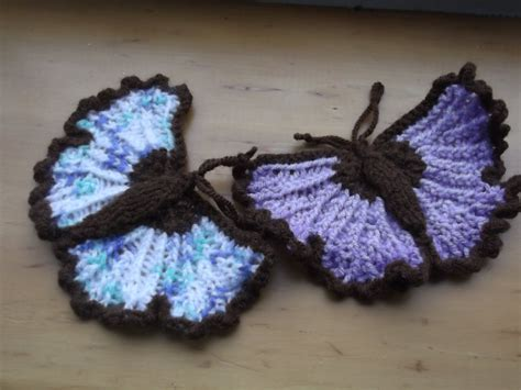 how to knit a butterfly margarets designer cards knitted butterflies