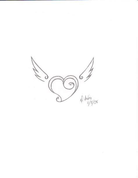 fly away heart tattoo by dmel87 on deviantart