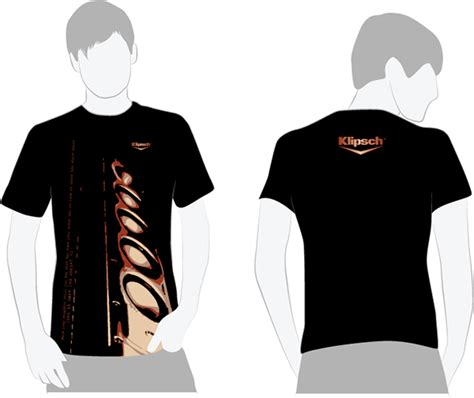 Tshirt Klipsch klipsch t shirt design exploration on the institutes
