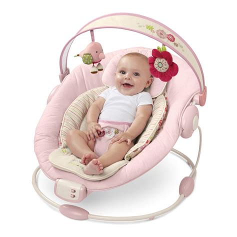 Bouncer Sugar Baby Infant Seat With Bar I Kursi Bayi bright starts comfort and harmony bouncer vintage garden infant bouncers and