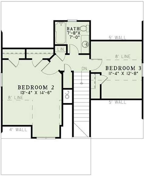 second story floor plans craftsman home plans home design 1323