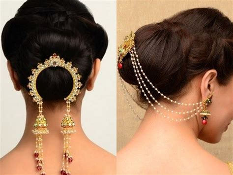 Hairstyle Bun Accessories by 31 Indian Hairstyles For To Rock With