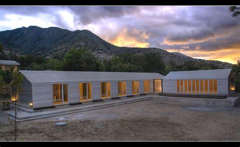 Sip Panel House Hogar De Ancianos Alhu 233 Grupo Dies Plataforma Arquitectura