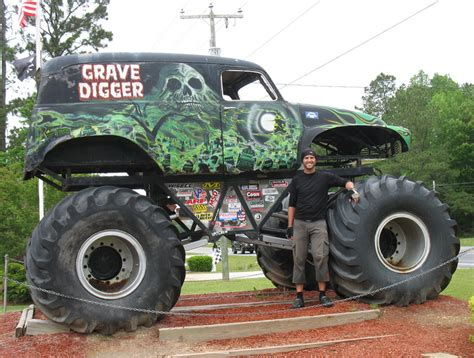 grave digger monster truck schedule political pistachio january 2013