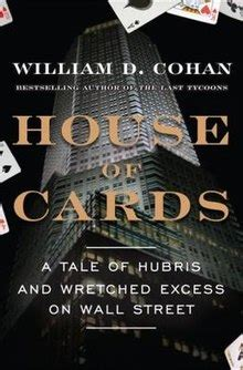house of cards wikipedia house of cards cohan book wikipedia