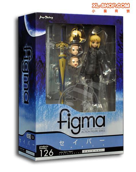 Ngf47 Figure Figma 126 Saber Fate Zero Ver max factory figma 126 fate zero saber zero ver