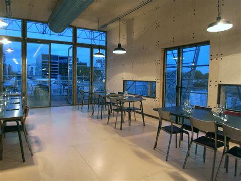 designboom restaurant 1024 architecture temporary restaurant on l 238 le seguin paris