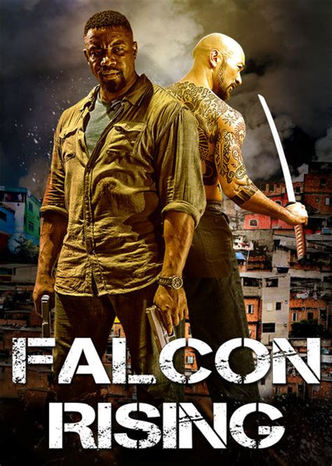 new zealand gangster film is falcon rising available to watch on netflix in