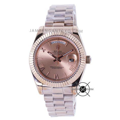 Jam Tangan Guess Date Gold harga sarap jam tangan rolex president day date 40
