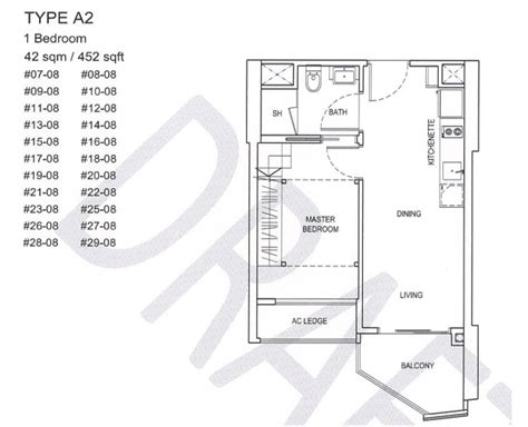 singapore floor plan city gate singapore floor plans residential city gate