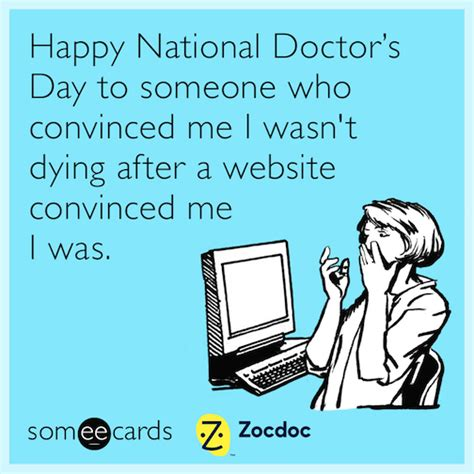 Happy doctors day funny quotes m4hsunfo