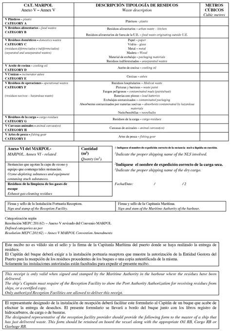 modelo de certificado de aptitud de medios flotantes de instalaciones boe es documento consolidado boe a 2002 24910