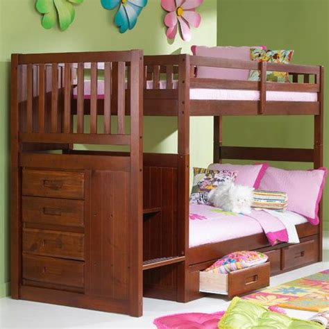 Top Only Bunk Bed 25 Best Ideas About Bunk Beds With Stairs On Pinterest Storage Bunk Beds Bunk Beds With