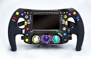 F1 Steering Wheel Analysis 2014 F1 Steering Wheel Thewptformula