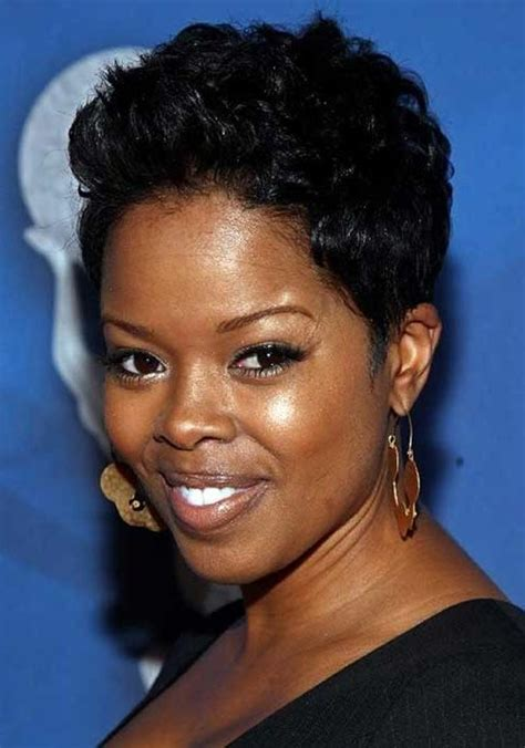 Hairstyles For With Faces Black by 15 Best Ideas Of Hairstyles For Black Faces