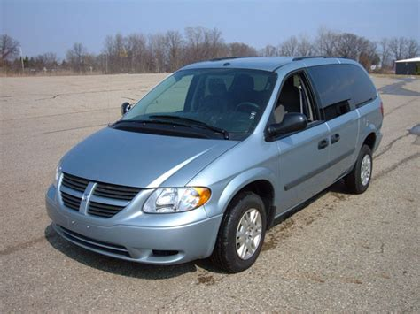 2006 dodge caravan user reviews cargurus