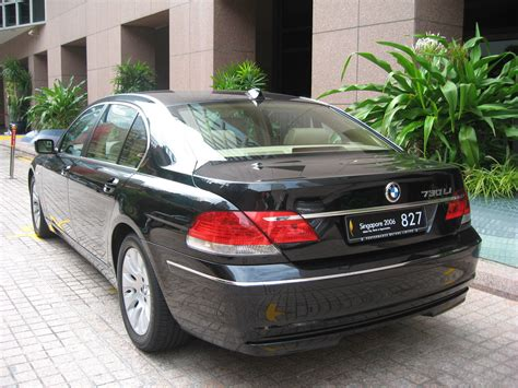 how to fix cars 2006 bmw 7 series electronic toll collection 2006 bmw 7 series information and photos momentcar