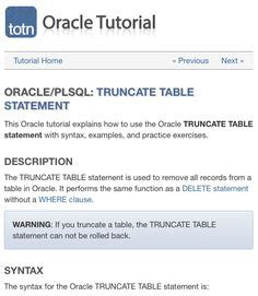 oracle tutorial create table use the regexp substr function to extract a substring from