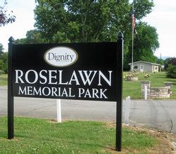 roselawn memorial park in tennessee find a grave cemetery