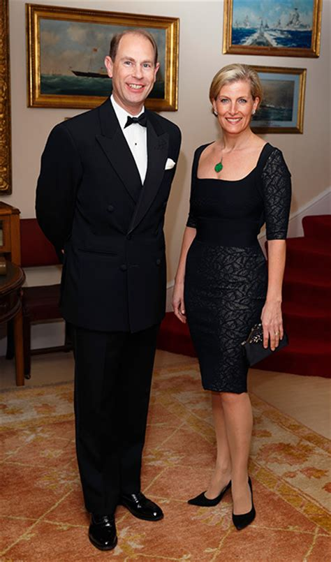 countess  wessex  prince edward  confirmed