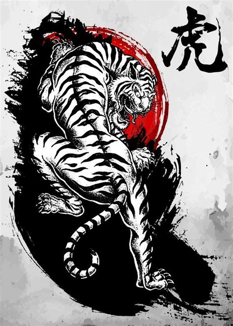 japanese tiger tattoo 25 best ideas about japanese tiger on