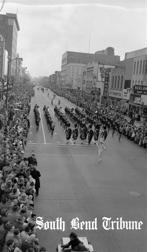 throwback thursday classic christmas scenes in downtown