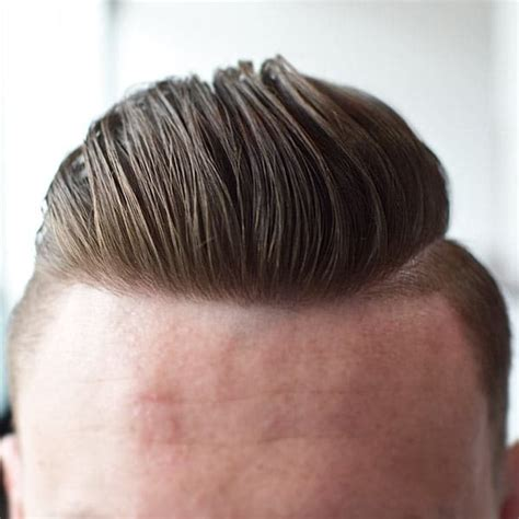 Pomp Hairstyle by Modern S Hairstyles The Pomp