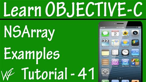 online tutorial objective c free objective c programming tutorial for beginners 41