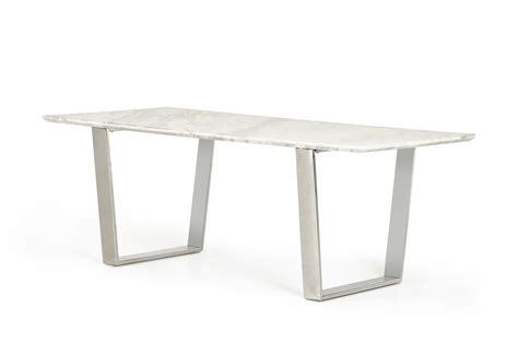 dining table modern marble dining modrest heidi modern marble dining table