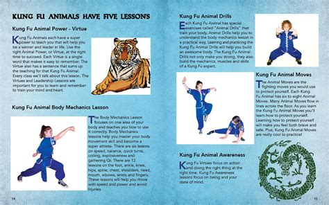 kung fu animal power fu book books kung fu animal power student guide 10000 victories kung fu