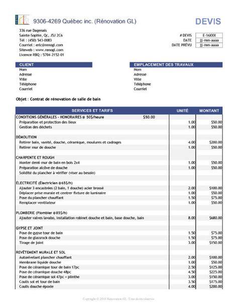 Exemple De Lettre Soumission Grille D 233 Valuation