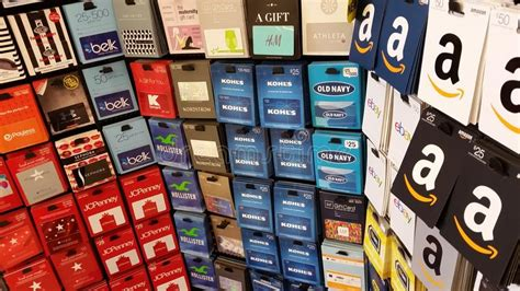 Kmart Gift Card Selection - gift cards amazon old navy macys kmart and more