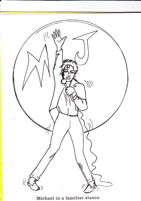 michael jackson coloring pages free mj thriller coloring pages