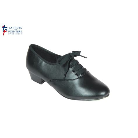 black tap shoes for black pu boys and mens oxford tap shoes dancewear universe